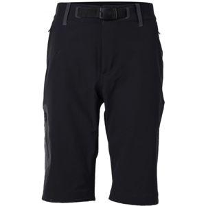Northfinder YUSUF čierna M - Pánske šortky