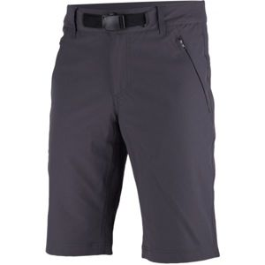 Northfinder DWAYNE tmavo šedá XL - Pánske šortky