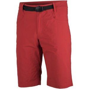 Northfinder GRIFFIN červená XXL - Pánske šortky
