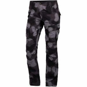 Northfinder JENSEN čierna L - Pánske nohavice