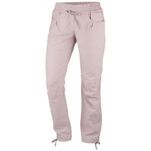 Northfinder VYLMA svetlo ružová M - Dámske nohavice