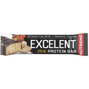 Nutrend EXCELENT 85G MARCIPÁN BAR   - Proteínová tyčinka