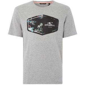 O'Neill LM MARCO T-SHIRT šedá XL - Pánske tričko