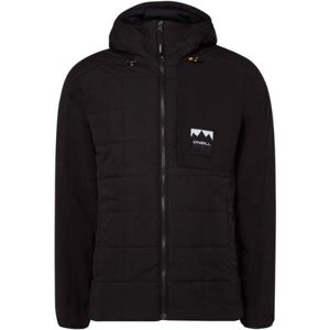 O'Neill PM MANEUVER QUILT-MIX JACKET čierna S - Pánska zimná bunda