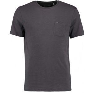 O'Neill BASE REG FIT T-SHIRT tmavo šedá M - Pánske tričko
