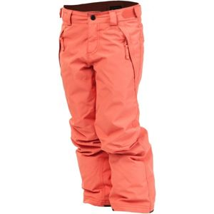O'Neill PG IVEY PANT oranžová 116 - Dievčenské lyžiarske/snowboardové nohavice