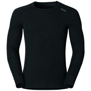 Odlo WARM čierna M - Pánske funkčné tričko