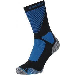 Odlo CERAMIWARM XC modrá 36-38 - Ponožky
