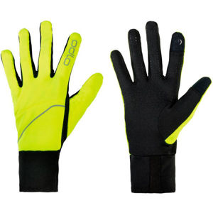 Odlo GLOVES INTENSITY SAFETY LIGHT  XL - Rukavice