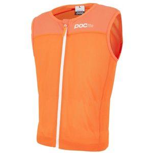 POC POCITO VPD SPINE VEST oranžová S/M - Chránič chrbta