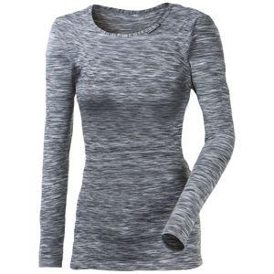 Progress MG LOCA BLACK šedá M - Dámske funkčné tričko
