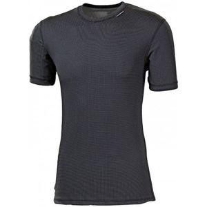 Progress MS NKR tmavo šedá M - Pánske funkčné tričko