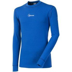 Progress LS M modrá XL - Pánske funkčné termo tričko