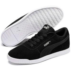 Puma CARINA SLIM SD čierna 5.5 - Dámska obuv na voľný čas