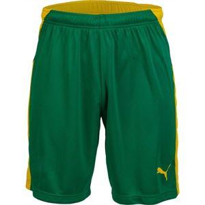 Puma KC LIGA SHORTS žltá L - Pánske futbalové šortky