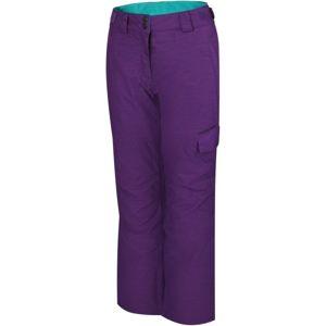 Reaper RITA fialová XL - Dámske snowboardové nohavice