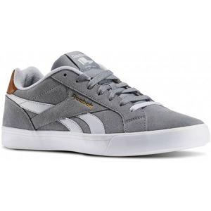 Reebok ROYAL COMPLETE 2 L S sivá 11.5 - Voľnočasová obuv