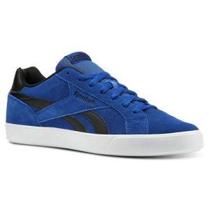 Reebok ROYAL COMPLETE 2LS modrá 9 - Pánska voľnočasová obuv