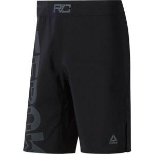 Reebok CBT CORE MMA SHORT čierna 32 - Bojové MMA šortky
