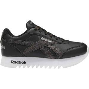 Reebok ROYAL CLJOG 2 PLATFORM  36.5 - Detská voľnočasová obuv