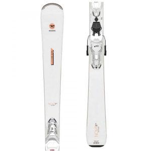 Rossignol NOVA 8 CA XPRESS+XPRESS W 11 GW B83 WHT/SPKL  142 - Dámske zjazdové lyže