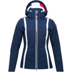 Rossignol W PALMARES JKT tmavo modrá M - Dámska lyžiarska bunda
