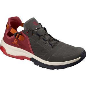 Salomon TECHAMPHIBIAN 4 čierna 11 - Pánska hikingová  obuv