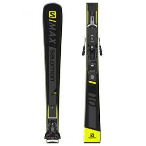 Salomon S/MAX 10 + Z12 GW  155 - Zjazdové lyže pre mužov aj ženy