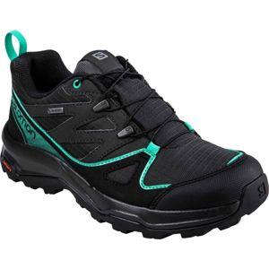 Salomon TONEO GTX W čierna 4 - Dámska hikingová obuv