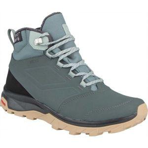 Salomon YALTA TS CSWP W zelená 7.5 - Dámska zimná obuv
