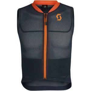 Scott AIRFLEX JR oranžová M - Detský chránič chrbtice