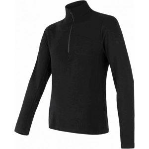Sensor MERINO EXTREME čierna M - Pánske funkčné prádlo