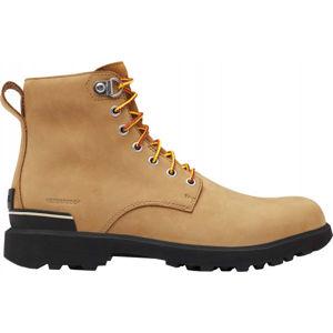 Sorel CARIBOU SIX WP MELLOW BU  11.5 - Pánska zimná obuv