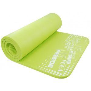 SPORT TEAM YOGA MAT EXKLUZIV PLUS zelená NS - Podložka na cvičenie