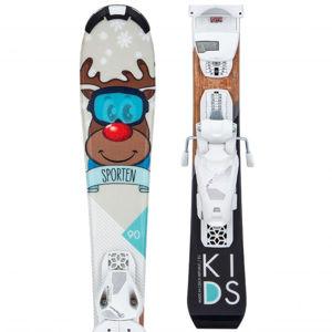 Sporten KIDS SET + TYROLIA SLR 4,5 GW  100 - Detské zjazdové lyže