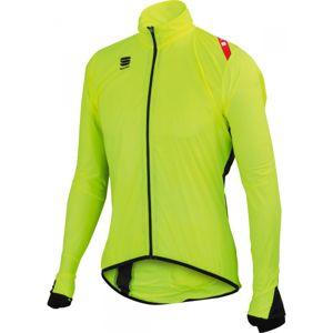 Sportful HOTPACK 5 žltá M - Pánska bunda