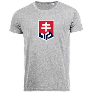 Střída DETSKÉ TRIČKO SVK šedá 153-164 - Detské tričko
