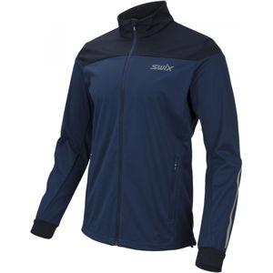 Swix CROSS M  L - Športová softshellová bunda
