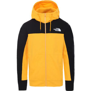 The North Face HIMALAYAN FULL ZIP HOODIE  XL - Pánska mikina