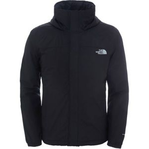 The North Face RESOLVE INSULATED JACKET čierna M - Pánska bunda