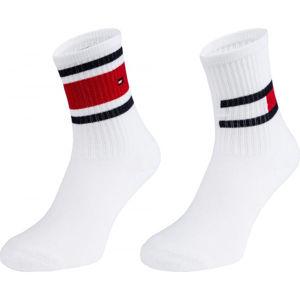 Tommy Hilfiger KIDS FLAG 2P  35 - 38 - Detské  ponožky