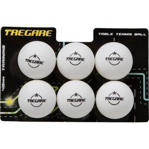 Tregare 1B6-U7B biela NS - Loptičky na stolný tenis