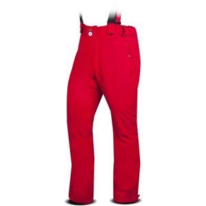 TRIMM RIDER červená L - Pánske lyžiarske nohavice
