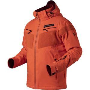 TRIMM TORENT oranžová XL - Pánska lyžiarska bunda