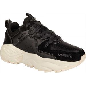 Umbro RUN M LUXE LE čierna 5 - Dámska voľnočasová obuv