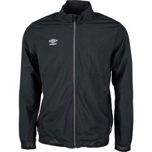 Umbro TRAINING WOVEN JACKET čierna M - Pánska športová bunda
