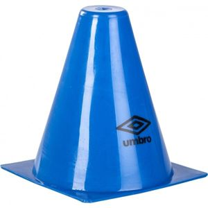 Umbro COLOURED CONES - 15cm modrá  - Kužeľ