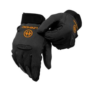 Unihoc GOALIE GLOVES PACKER  L/XL - Florbalové brankárske rukavice