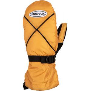 Volcom X-MITT  M - Pánske lyžiarske rukavice