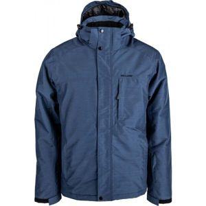 Willard ANDREW tmavo modrá M - Pánska lyžiarska bunda